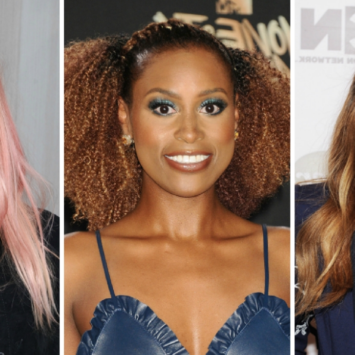 17 Ombré Hair Colors We're Obsessed With   Allure With Rosewood Blonde Waves Hairstyles (View 2 of 25)