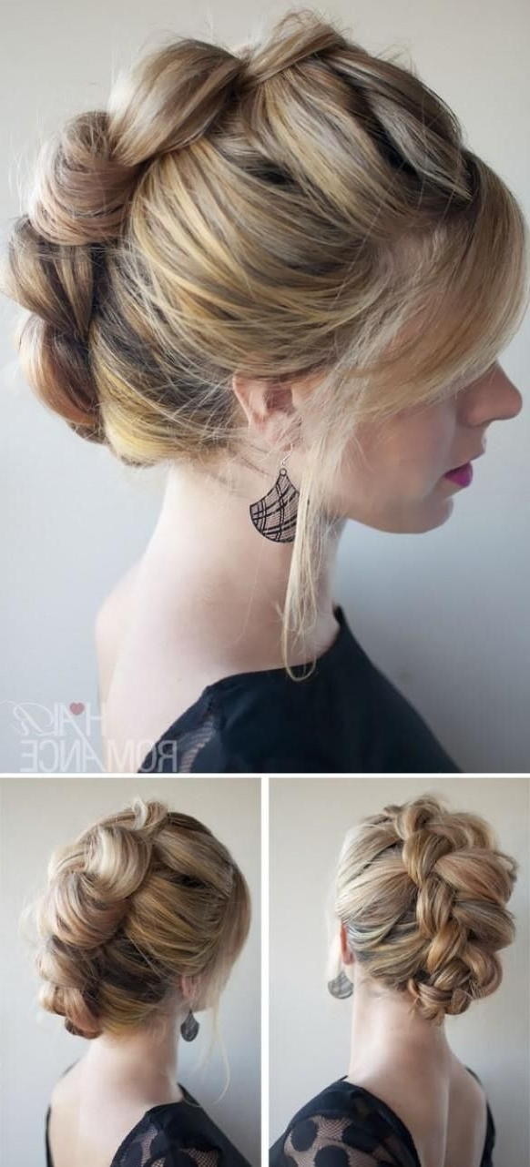 17 Stunning Dutch Braid Hairstyles With Tutorials – Pretty Designs Intended For Loose 3D Dutch Braid Hairstyles (View 25 of 25)