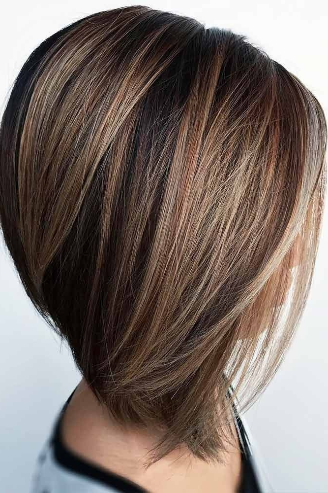 18 Classy And Fun A Line Haircut Ideas – Hairstyles For Any Woman Throughout Steeply Angled A Line Lob Blonde Hairstyles (View 4 of 25)