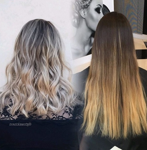 20 Adorable Ash Blonde Hairstyles To Try: Hair Color Ideas 2018 With Sleek Ash Blonde Hairstyles (View 6 of 25)