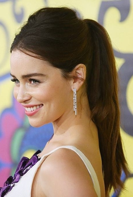 20 Beautiful High Ponytail Hairstyles To Make Your Hair Shine Intended For High Ponytail Hairstyles (View 7 of 25)