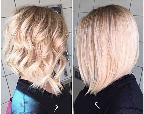 20 Best Angled Bob Hairstyles | Short Hairstyles 2017 – 2018 | Most Throughout Trendy Angled Blonde Haircuts (View 16 of 25)