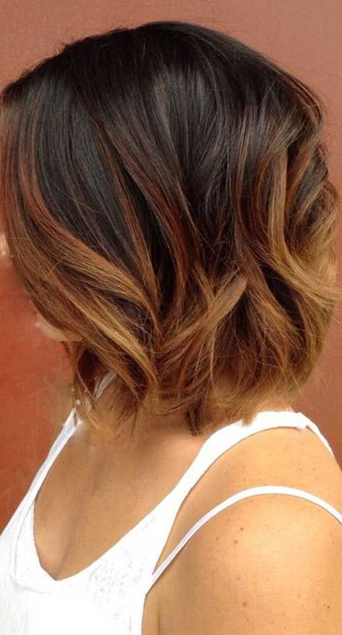 20 Best Long Bob Ombre Hair | Hair Ideas | Pinterest | Long Bob For Ombre Ed Blonde Lob Hairstyles (View 11 of 25)
