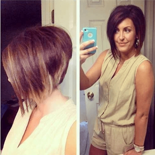 20 Breathtaking Wedge Hairstyles For Women Inside Most Up To Date Pixie Wedge Hairstyles (View 21 of 25)