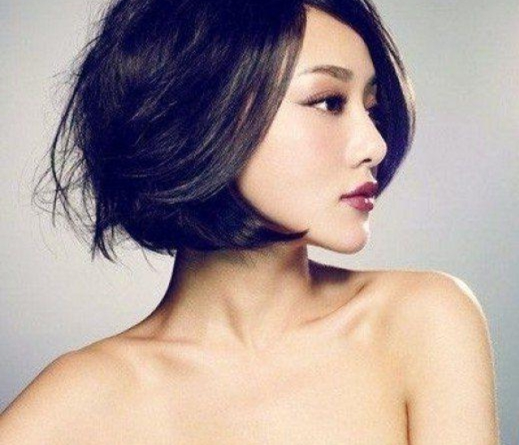 20 New Short Hairstyles For Asian Women | Hairstyle Guru Throughout Best And Newest African American Messy Ashy Pixie Hairstyles (View 8 of 25)