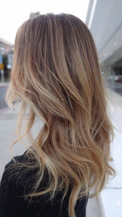 20 Sandy Blonde Hair Ideas To Lighten Up Your Shades With Sandy Blonde Hairstyles (View 8 of 25)