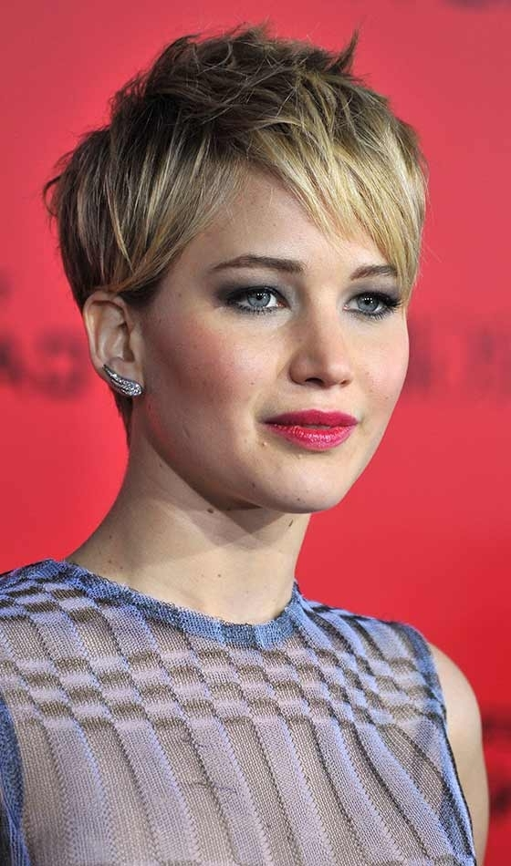 20 Short Choppy Hairstyles To Try Out Today In Latest Choppy Side Parted Pixie Bob Hairstyles (View 10 of 25)