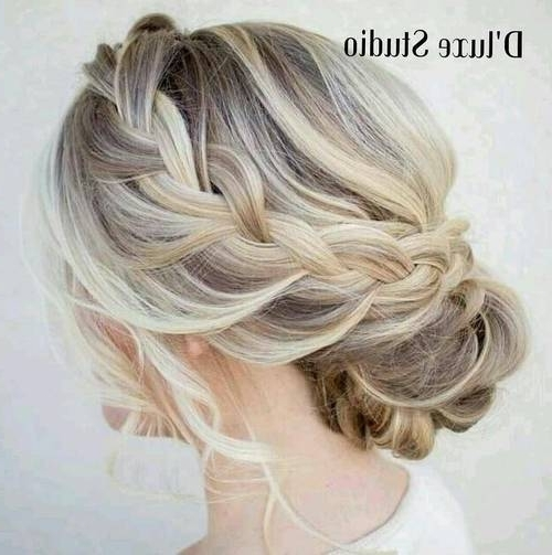 20 Trendy Grey & Silver Hairstyles For Spring With Multi Tonal Mid Length Blonde Hairstyles (View 7 of 25)