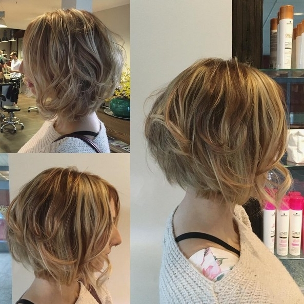 20 Trendy Ways To Style A Blonde Bob – Popular Haircuts For Dirty Blonde Bob Hairstyles (View 8 of 25)