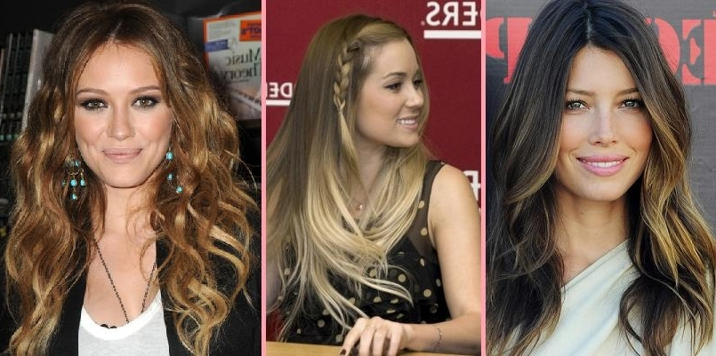 2010 Hair Trends: Grown Out Roots | Emily Jane For Sleek Blonde Hairstyles With Grown Out Roots (View 10 of 25)