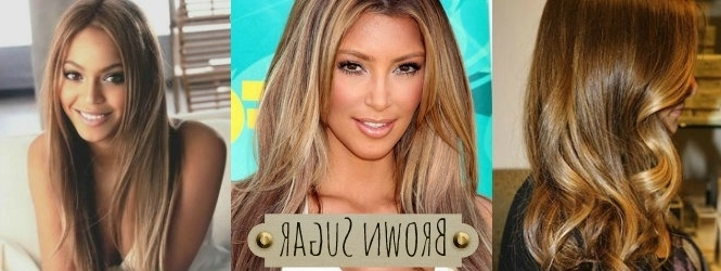 2014 Hair Trends Report: Hair Color And Style Edition | Simply Within Brown Sugar Blonde Hairstyles (View 2 of 25)
