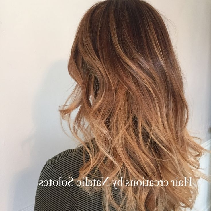 21 Best Hair Images On Pinterest | Hair Dos, Long Hair And Hair Color Pertaining To Tortoiseshell Straight Blonde Hairstyles (View 10 of 25)