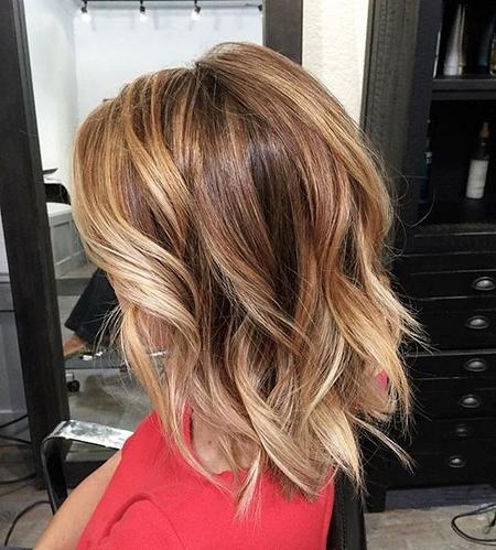 Featured Photo of Warm Blonde Curls Blonde Hairstyles