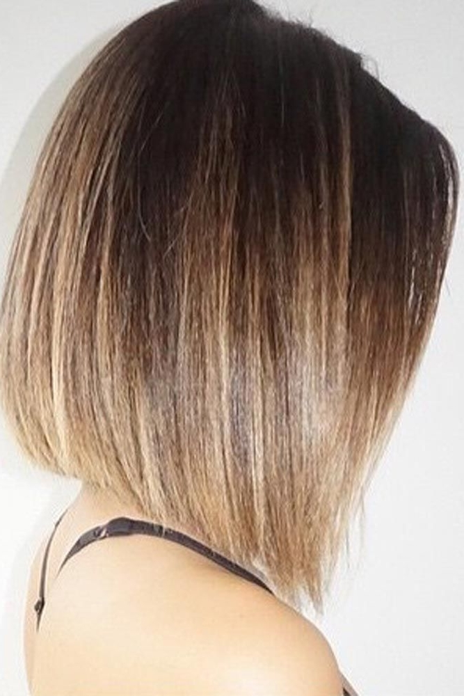 21 Stunning And Sassy Short Hairstyles For Fine Hair That Are Too Within Two Toned Pony Hairstyles For Fine Hair (View 3 of 25)