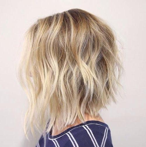 22 Amazing Bob Hairstyles For Women (Medium & Short Hair) | Styles For Short Silver Blonde Bob Hairstyles (View 6 of 25)