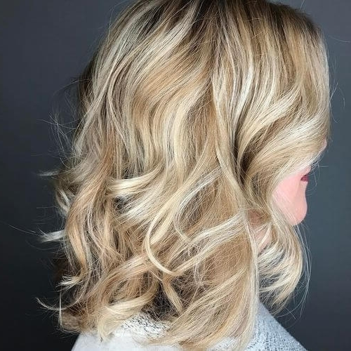 22 Greatest Blonde Hair Colors In 2018: Honey, Dirty, Ash & Platinum With Regard To Butterscotch Blonde Hairstyles (View 3 of 25)
