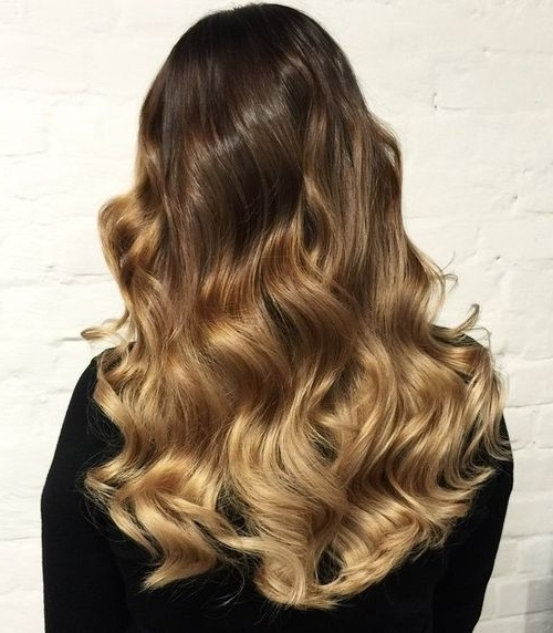 22 Stunning Blonde Balayage Hair Color Ideas – Hairstyles Weekly Inside Golden Blonde Balayage Hairstyles (View 2 of 25)