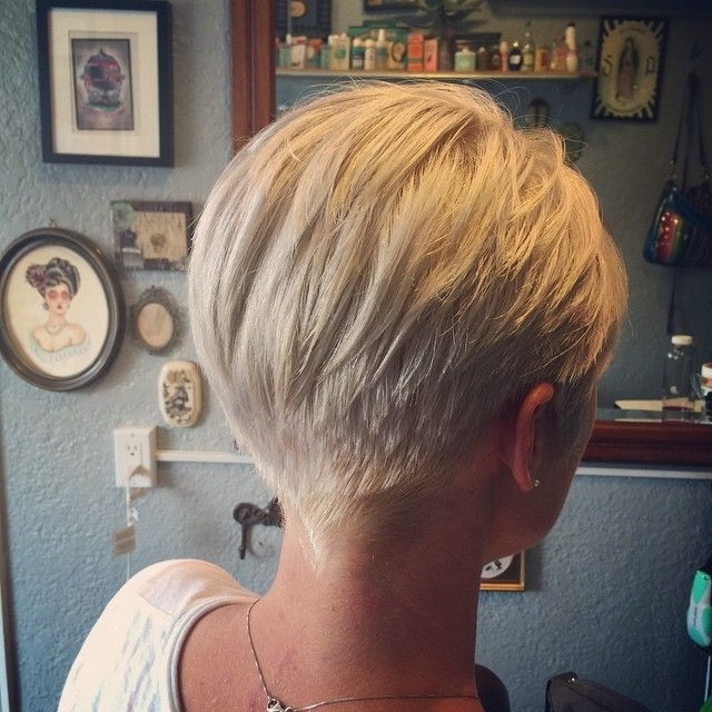 22351   Hair Style, Short Hair And Haircuts Regarding Most Current Pixie Wedge Hairstyles (View 13 of 25)