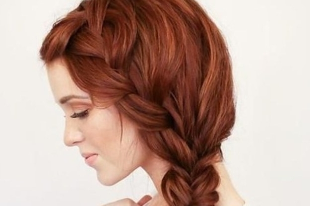 23 Creative Braid Tutorials That Are Deceptively Easy For Entwining Braided Ponytail Hairstyles (View 21 of 25)