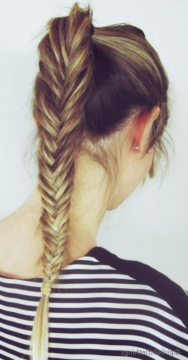 23 Gorgeous And Easy Beach Hairstyles – Style Motivation In Beachy Braids Hairstyles (View 6 of 25)