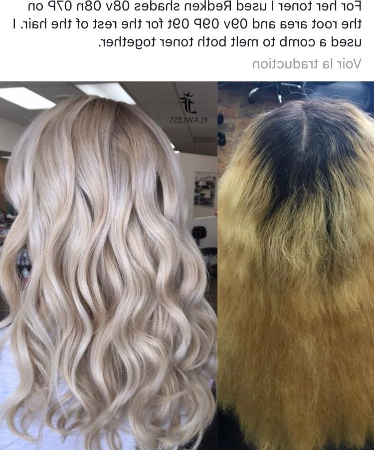 23 Stylish Lob Hairstyles For Fall And Winter Blonde Lob Ice Ice For Ice Blonde Lob Hairstyles (View 25 of 25)