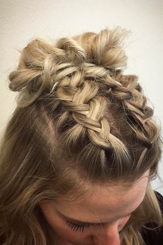24 Cute Double Dutch Braids Ideas | Hair Colors And Styles For Loose 3D Dutch Braid Hairstyles (View 2 of 25)