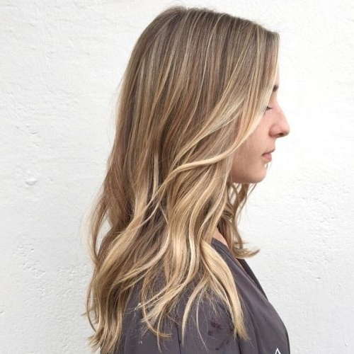 24 Greatest Brown Hair With Blonde Highlights For 2018 Within Light Brown Hairstyles With Blonde Highlights (View 14 of 25)