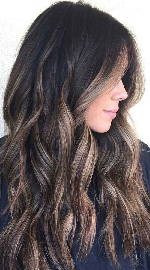 25 Balayage Hair Colors – Blonde, Brown And Caramel Highlights Pertaining To Most Recently Feathered Pixie With Balayage Highlights (View 21 of 25)
