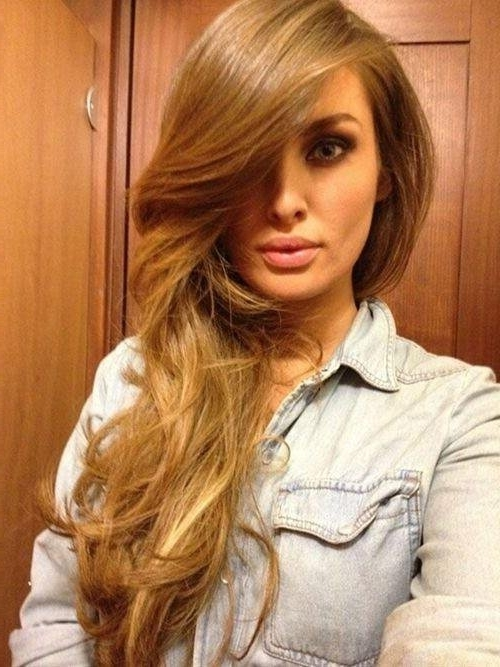 25 Beautiful Butterscotch Hair Color Shades – Hairstylecamp Pertaining To Butterscotch Blonde Hairstyles (View 5 of 25)