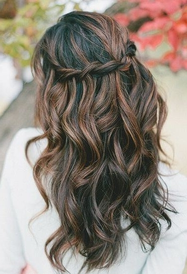 25 Best Hairstyle Ideas For Brown Hair With Highlights – Belletag Regarding Maple Bronde Hairstyles With Highlights (View 13 of 25)
