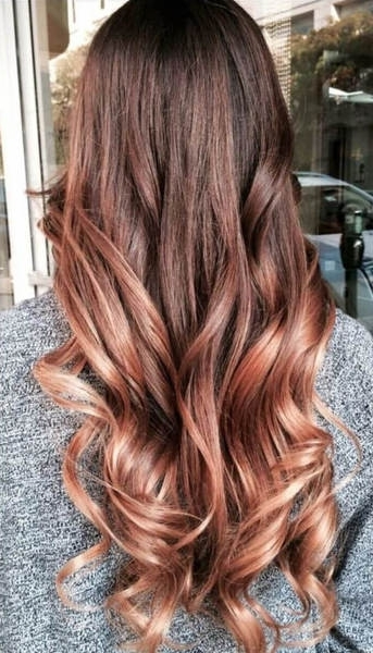 25 Best Hairstyle Ideas For Brown Hair With Highlights – Belletag Within Maple Bronde Hairstyles With Highlights (View 14 of 25)