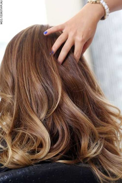 25+ Brown And Blonde Hair Ideas | Hairstyles & Haircuts 2016 – 2017 For Tortoiseshell Curls Blonde Hairstyles (View 7 of 25)