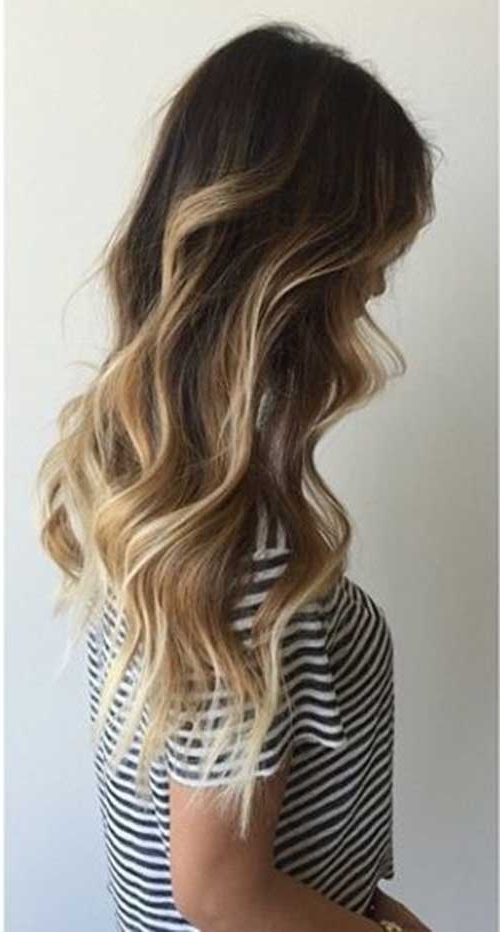 25+ Brown And Blonde Hair Ideas | Hairstyles & Haircuts 2016 – 2017 In Brown Sugar Blonde Hairstyles (View 4 of 25)