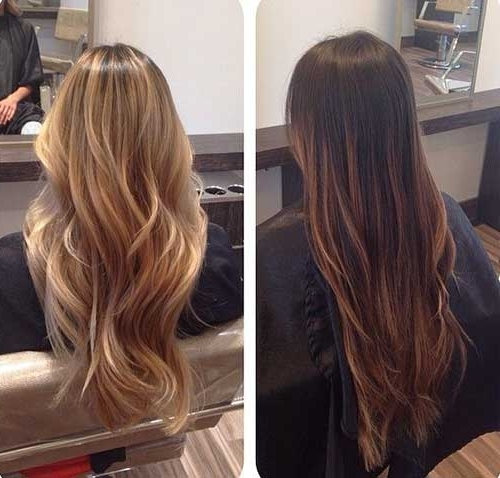 25+ Brown And Blonde Hair Ideas | Hairstyles & Haircuts 2016 – 2017 Inside Tortoiseshell Straight Blonde Hairstyles (View 12 of 25)