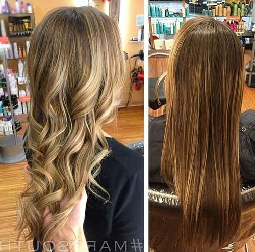 25+ Brown And Blonde Hair Ideas | Hairstyles & Haircuts 2016 – 2017 Pertaining To Tortoiseshell Straight Blonde Hairstyles (View 13 of 25)