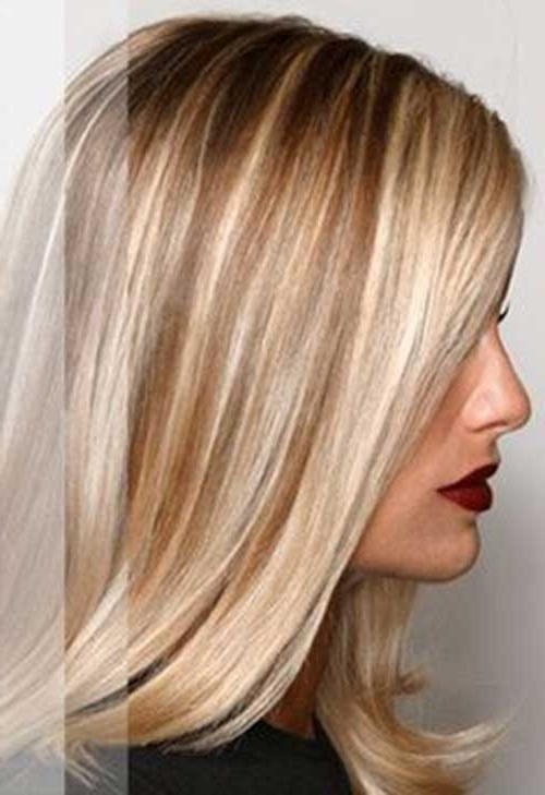 25+ Brown And Blonde Hair Ideas | Hairstyles & Haircuts 2016 – 2017 Pertaining To Tortoiseshell Straight Blonde Hairstyles (View 14 of 25)
