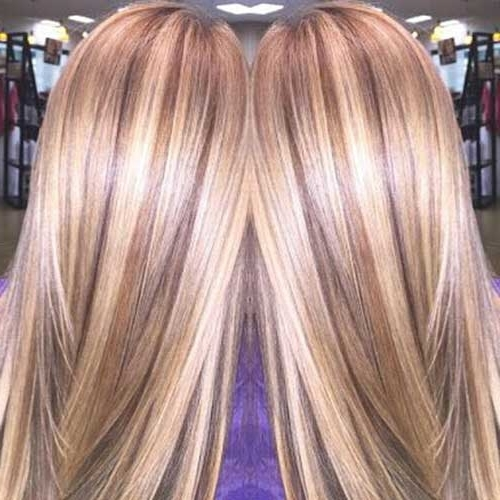 25+ Brown And Blonde Hair Ideas | Hairstyles & Haircuts 2016 – 2017 Regarding Tortoiseshell Straight Blonde Hairstyles (View 18 of 25)