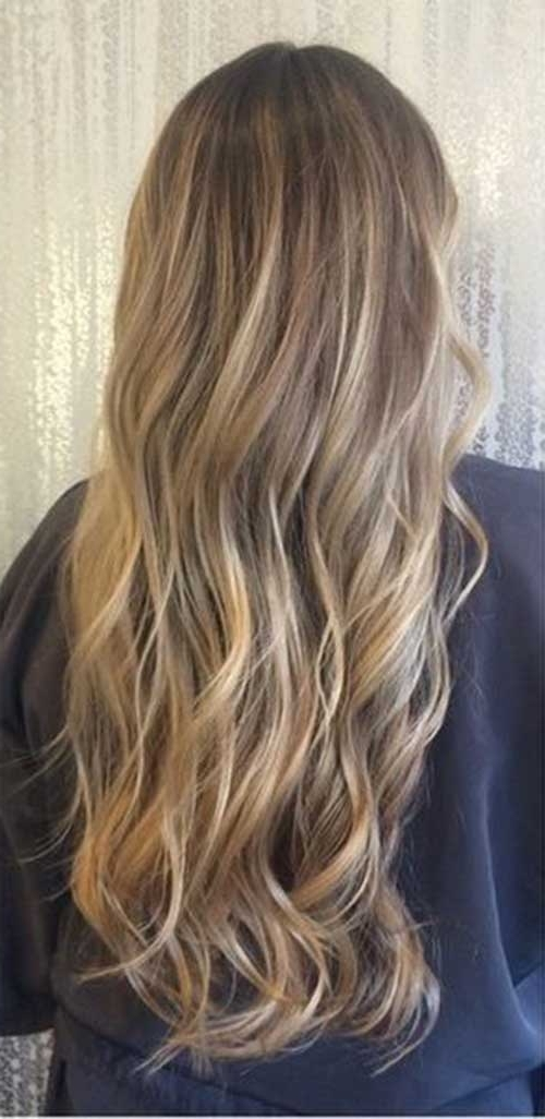 25+ Brown And Blonde Hair Ideas | Hairstyles & Haircuts 2016 – 2017 With Light Brown Hairstyles With Blonde Highlights (View 8 of 25)