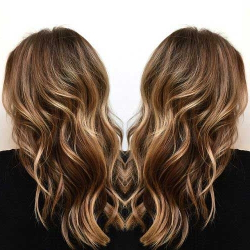 25+ Brown And Blonde Hair Ideas | Hairstyles & Haircuts 2016 – 2017 With Regard To Brown Sugar Blonde Hairstyles (View 6 of 25)