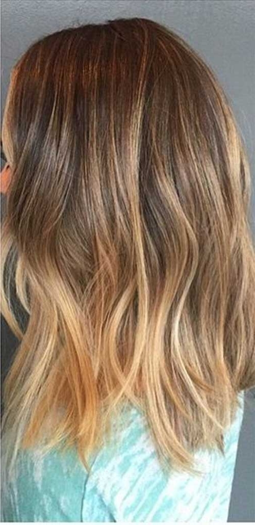 25+ Brown And Blonde Hair Ideas | Hairstyles & Haircuts 2016 – 2017 With Regard To Tortoiseshell Straight Blonde Hairstyles (View 21 of 25)