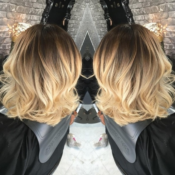 25 Cute Balayage Styles For Short Hair – Popular Haircuts Intended For Most Current Shaggy Pixie Hairstyles With Balayage Highlights (View 12 of 25)