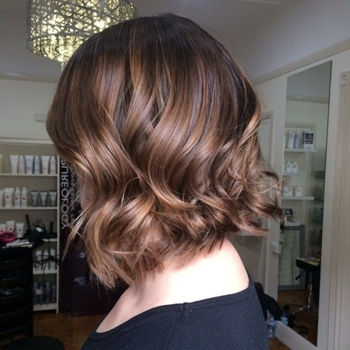 25 Cute Balayage Styles For Short Hair – Popular Haircuts Regarding Most Popular Shaggy Pixie Hairstyles With Balayage Highlights (View 2 of 25)