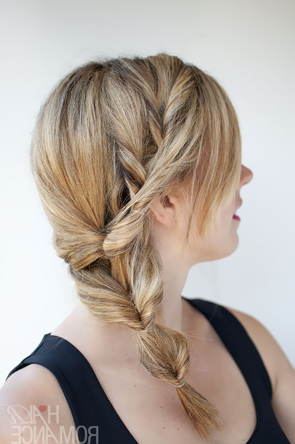 25 Fun Ponytail Tutorials – Artzycreations Intended For Punky Ponytail Hairstyles (View 14 of 25)