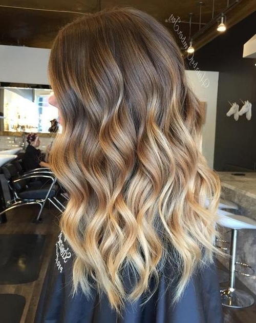 25 Hottest Blonde Balayage Hair Color Ideas – Balayage Hairstyles Within Classic Blonde Balayage Hairstyles (View 10 of 25)
