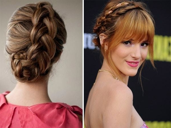 25 Incredible Princess Braid Hairstyles For Girls To Look Regal Within Princess Ponytail Hairstyles (View 7 of 25)