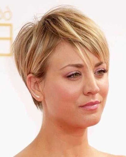 25 Quick Haircuts For Women With Fine Hair | Chicken Marsala Inside Latest Sassy Pixie Hairstyles For Fine Hair (View 13 of 25)