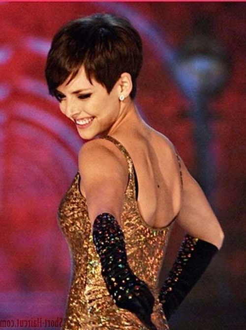 25 Short Layered Pixie Haircuts   Hairstyles & Haircuts 2016 – 2017 For Best And Newest Reddish Brown Layered Pixie Bob Hairstyles (View 18 of 25)