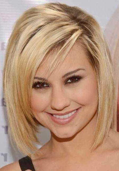 25 Short Straight Hairstyles | Short Hairstyles 2017 – 2018 | Most With Regard To Dirty Blonde Bob Hairstyles (View 12 of 25)
