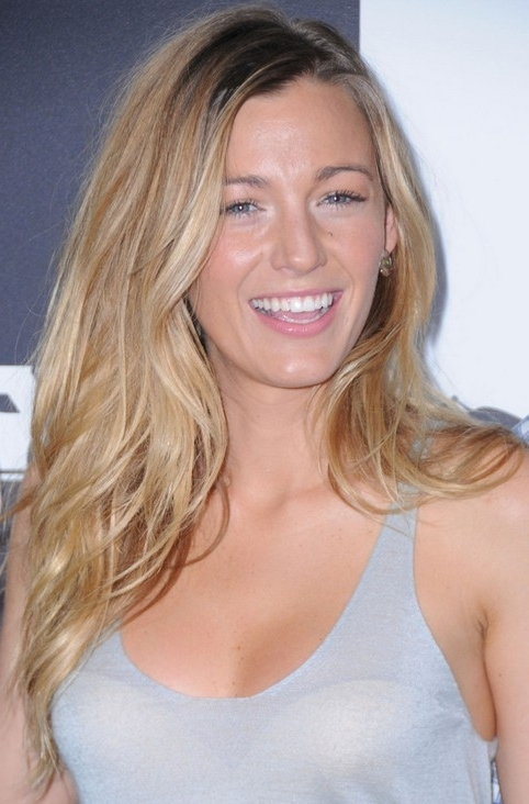 27 Blake Lively Hairstyles Blake Lively Hair Pictures – Pretty Designs For Curly Pony Hairstyles For Ultra Long Hair (View 18 of 25)