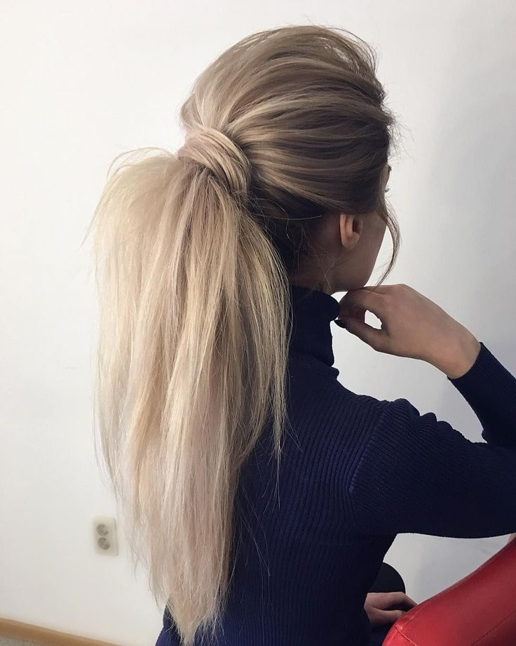 2767 Best I Whip My Hair Back And Forth! Images On Pinterest | Hair Pertaining To Botticelli Ponytail Hairstyles (View 2 of 25)